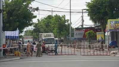Bà Rịa-Vũng Tàu: Có 5 khu phố tại Long Hải không được để người dân ra đường sau 18h