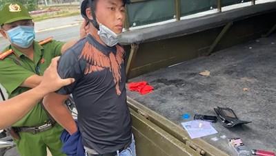 Bà Rịa-Vũng Tàu: Bắt quả tang đối tượng nghi vận chuyển trái phép chất ma túy