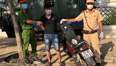 Bà Rịa-Vũng Tàu: Bắt nam thanh niên giấu ma túy trong vùng kín