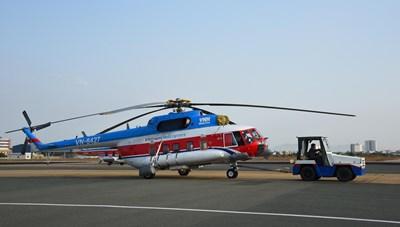 Bà Rịa-Vũng Tàu: Dùng trực thăng chở vaccine ra Côn Đảo