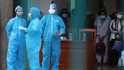 Đồng Nai: Nhiều ca dương tính với SARS-CoV-2 trong cùng một gia đình
