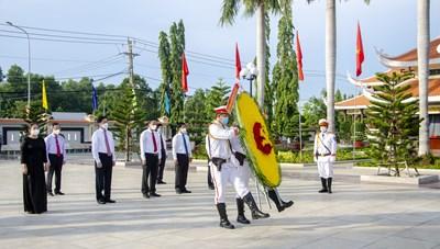Đồng Nai, Bà Rịa - Vũng Tàu: Dâng hương tưởng niệm các anh hùng liệt sĩ