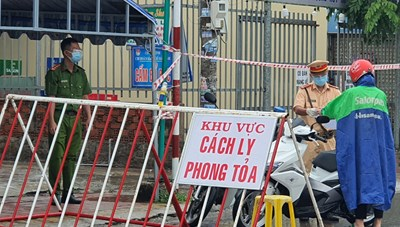 Bà Rịa-Vũng Tàu: Khởi tố nhân viên y tế giao ma túy thuê trong vùng đỏ