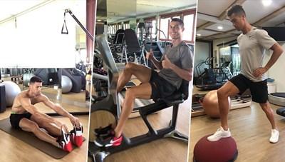 Khám phá bí quyết giúp Ronaldo hóa 'siêu nhân' ở tuổi 36
