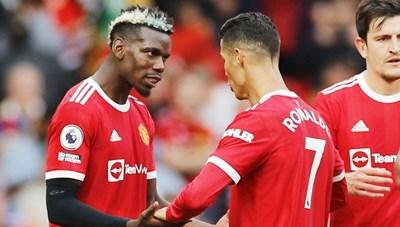 Pogba gieo sầu cho Real và PSG, muốn gắn bó với Man United vì Ronaldo