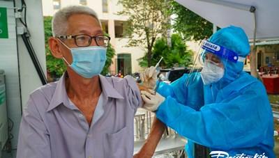 Bà Rịa - Vũng Tàu được Bộ Y tế phân bổ thêm 30.000 liều vaccine