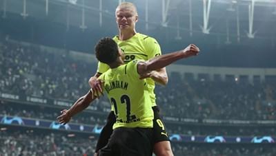 Haaland đạt hiệu suất ghi bàn khiến Ronaldo và Lukaku cũng phải nể