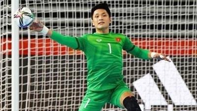 'Người nhện' Hồ Văn Ý sẽ là chìa khóa của futsal Việt Nam trước CH Czech