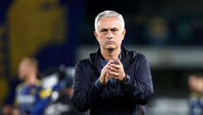 Siêu phẩm đánh gót không cứu được Mourinho nhận thất bại đầu tiên