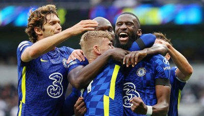 Thắng Tottenham 3-0, Chelsea phá dớp lịch sử tại derby London