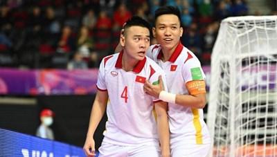 Futsal Việt Nam đón tin vui trước đại chiến với Nga: Lọt top 40 thế giới, vị trí châu Á ra sao?