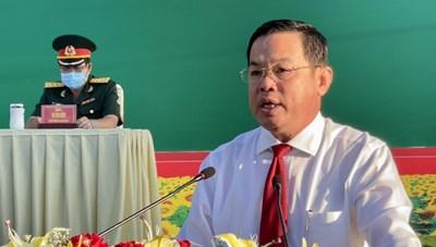 Bà Rịa-Vũng Tàu: Chủ tịch UBND huyện Long Điền đã đi làm việc trở lại