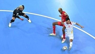 Futsal Việt Nam buồn vui lẫn lộn trước đại chiến với Nga