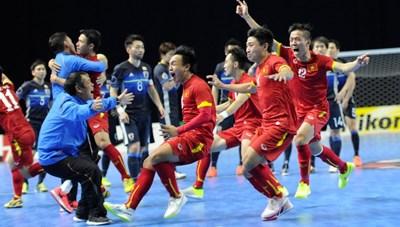 Futsal Việt Nam có làm nên bất ngờ trước Nga sau khi đã chọc thủng lưới CH Czech?