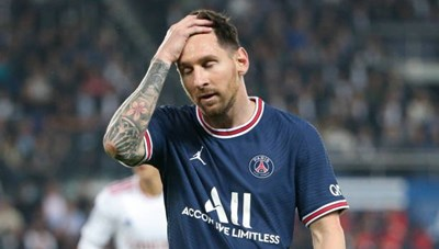 Messi 'gặp hạn' tại PSG: Dính chấn thương còn bị chê lười biếng