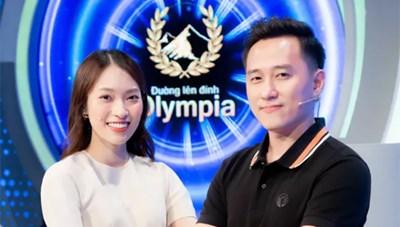 Khánh Vy trở thành MC Đường lên đỉnh Olympia năm thứ 22