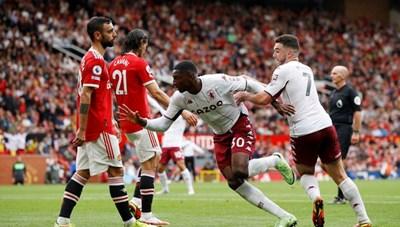 Bruno sút hỏng 11m, Man United thua sốc Aston Villa tại Old Trafford