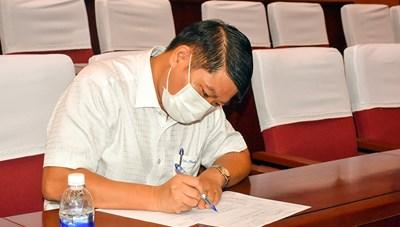 Bà Rịa-Vũng Tàu: Tổ chức thi tuyển 12 chức danh lãnh đạo cấp sở