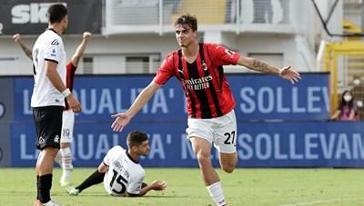Hậu duệ đời thứ 3 nhà Maldini ghi bàn, thiết lập lịch sử tại AC Milan