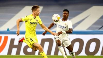 Villarreal khiến Real 'tịt ngòi', cảnh báo Man United trước thềm C1