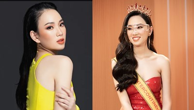 Trần Hoàng Ái Nhi - đại diện Việt Nam tại Hoa hậu Liên lục địa 2021