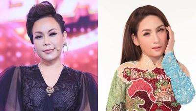 Việt Hương sẽ là người đồng hành chặng đường cuối cùng với ca sĩ Phi Nhung