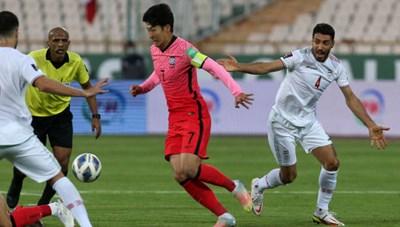 Song Heung Min ghi bàn đẳng cấp, Hàn Quốc vẫn đánh rơi chiến thắng trước Iran
