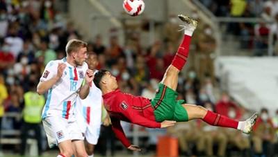 Vòng loại World Cup: Ronaldo lập kỷ lục hat-trick, Anh bị Hungary cầm hòa