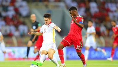 Cầu thủ Việt Nam 'lên hương' dù thua Oman: Tiến Linh, Hoàng Đức gây 'sốt' châu Á