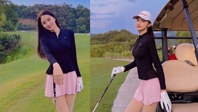 Ngắm loạt ảnh tái xuất của Hoa hậu Hương Giang sau nhiều tháng 'ở ẩn'