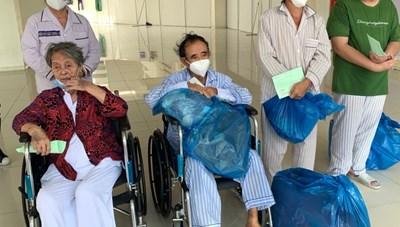 TP Hồ Chí Minh có 40.973 bệnh nhân Covid-19 được xuất viện