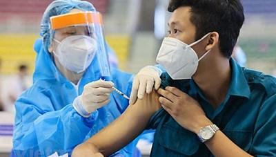 TP Hồ Chí Minh: Hơn 2,6 triệu người tiêm đủ 2 mũi vaccine phòng Covid-19