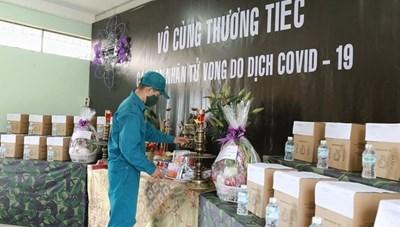 Bộ Tư lệnh TP Hồ Chí Minh sẽ phối hợp làm rõ vụ vận chuyển 46 thi hài về Bến Tre