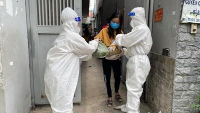 TP Hồ Chí Minh đã chuyển 1.733.375 túi an sinh tới người dân