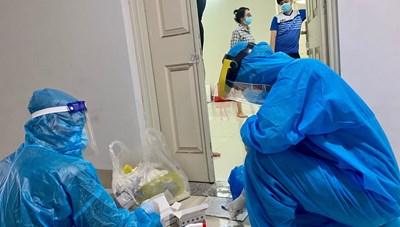 Bộ Y tế hướng dẫn an toàn với lực lượng hỗ trợ phòng, chống dịch Covid-19