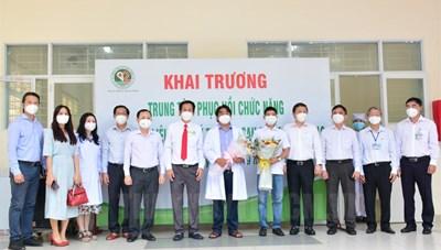 TP Hồ Chí Minh: Mở trung tâm vật lý và tâm lý trị liệu sau nhiễm Covid-19