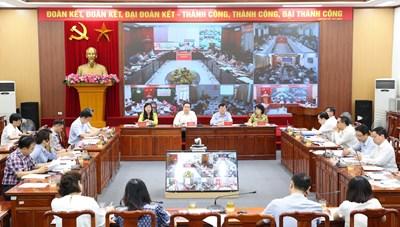 Chủ tịch Mặt trận 'đặt hàng' 5 thành phố trực thuộc Trung ương