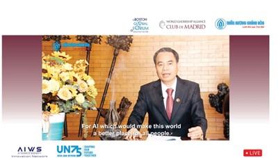 Trầm Hương Khánh Hòa tại Liên minh lãnh đạo thế giới