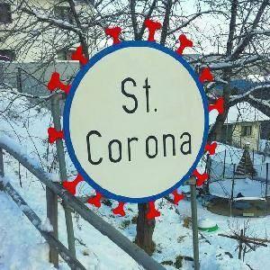 Cơn sốt check in tại thị trấn có tên gọi 'Corona'