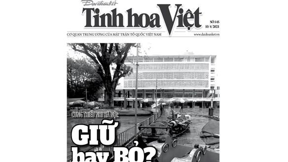 Tìm đọc Tinh hoa Việt số 145