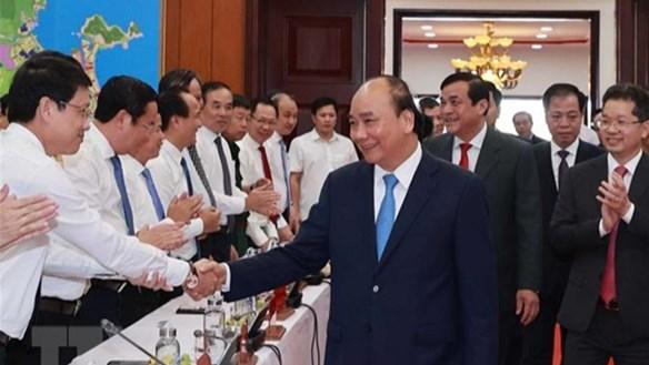 Chủ tịch nước: Đà Nẵng, Quảng Nam cần tìm ra lĩnh vực mũi nhọn