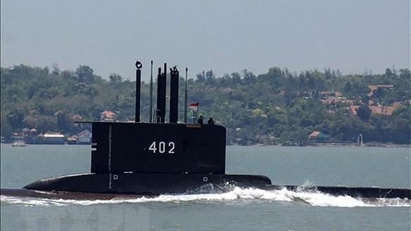 Tàu ngầm Indonesia có thể gặp sự cố trước khi mất kiểm soát