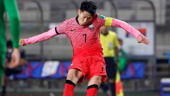 Son Heung Min ghi bàn, Hàn Quốc giúp Việt Nam tiến gần vòng loại cuối
