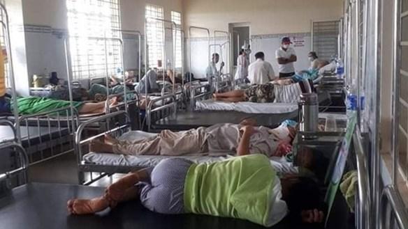Nhiều người nhập viện sau khi ăn bánh mì pate