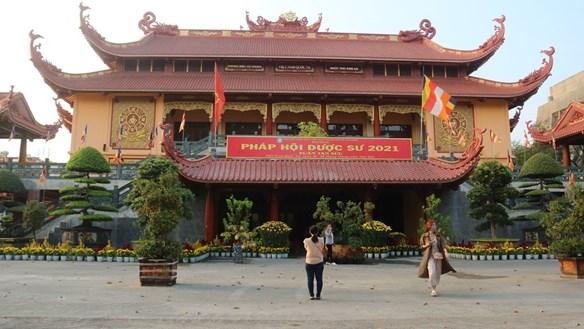 Giáo hội Phật giáo Việt Nam TP Hồ Chí Minh kêu gọi Phật tử nghiêm chỉnh thực hiện Chỉ thị 16