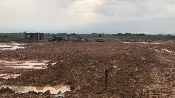 Lùm xùm gói thầu 23 tỷ đồng xây Trường mầm non Phú Châu: Ban quản lý coi là chuyện bình thường
