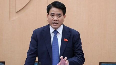 Cựu Chủ tịch Hà Nội dùng mạng di động nước Nga trong vụ 'trộm tài liệu mật'