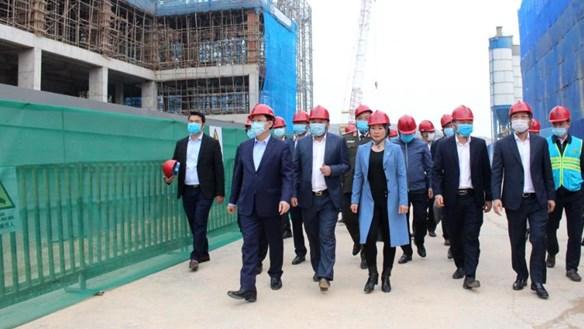 Kiểm tra Khu xử lý rác thải, Bí thư Thành ủy phê bình huyện  Sóc Sơn