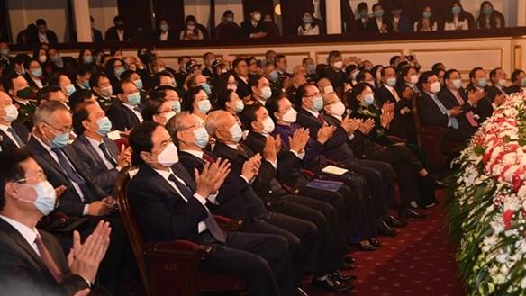 Lễ kỷ niệm lần thứ 45 Quốc khánh Lào