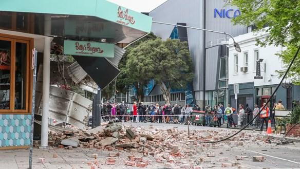 Động đất mạnh 5,8 độ Richter ở bang Victoria làm rung chuyển Australia